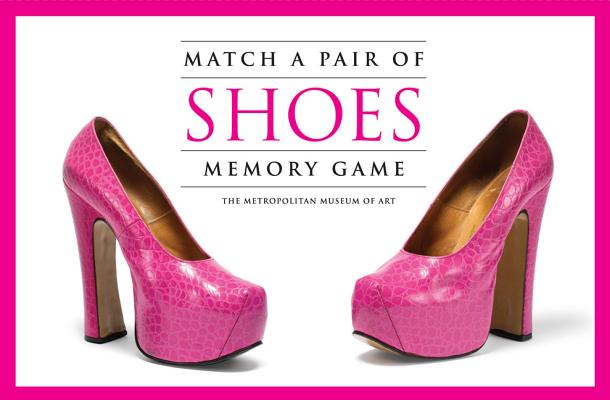 Match a Pair of Shoes Memory Game By Metropolitan Museum of Art (New York, N. Y.)